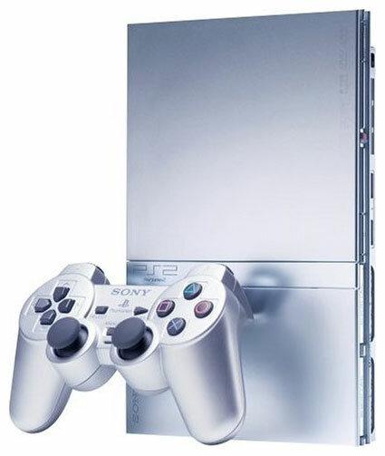 Sony Игровая приставка Sony PlayStation 2 Slim
