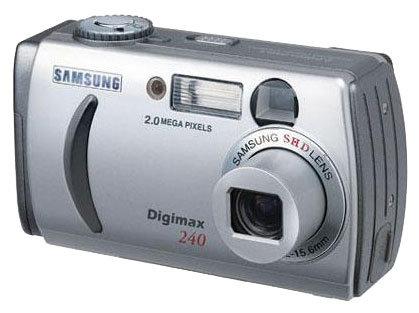 Фотоаппарат Samsung Digimax 240