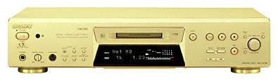 MD-проигрыватель Sony MDS-JB780