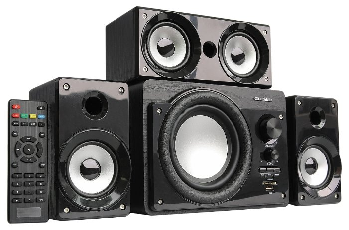 CROWN Компьютерная акустика CROWN CMBS-390