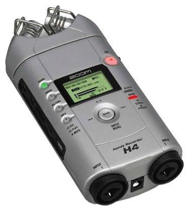 Zoom Портативный рекордер Zoom H4