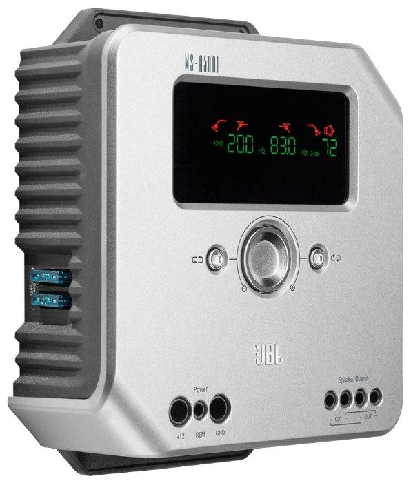 Автомобильный усилитель JBL MS-A5001