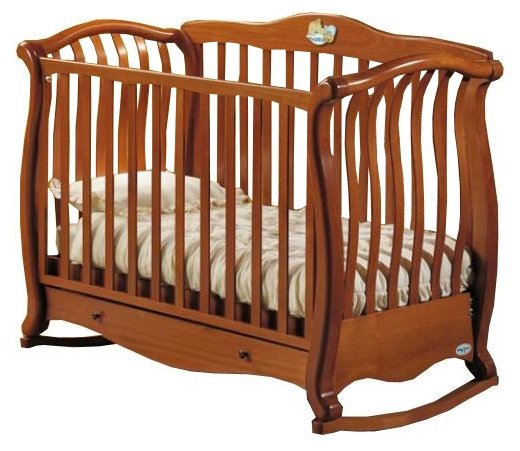 Кроватка Baby Italia Andrea VIP (качалка)