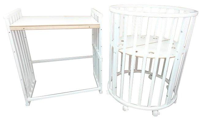Кроватка JAKOMO Noe 7 в 1 (трансформер)