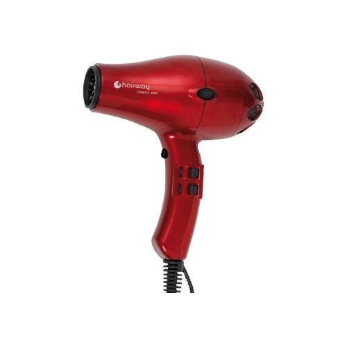 Фен Hairway 03048 red фен hairway macerata сompact ceramic