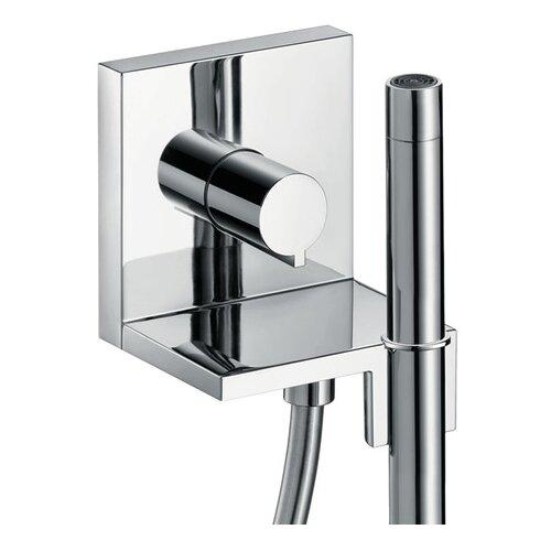Душевой набор (гарнитур) hansgrohe ShowerCollection 10651000 хром душевой набор гарнитур argo 101