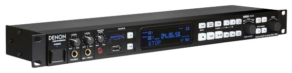 Сетевой аудиоплеер Denon DN-F300 E2