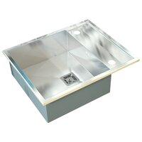 Кухонная мойка ZorG Inox X-6250