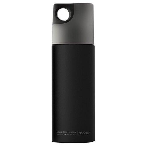 Классический термос asobu Le canal water bottle (0,48 л) черныйТермосы и термокружки<br>