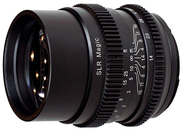 Объектив SLR Magic 75mm f/1.4 Sony E