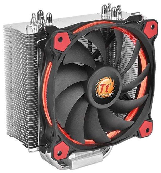 Кулер для процессора Thermaltake Riing Silent 12 Red