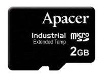 Apacer Industrial microSD