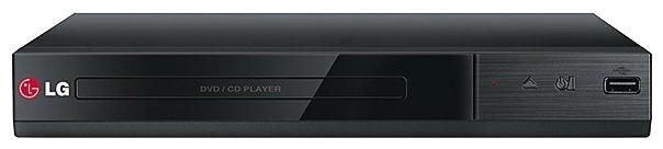 LG DVD-плеер LG DP132