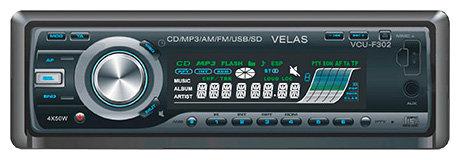 Автомагнитола Velas VCU-F302