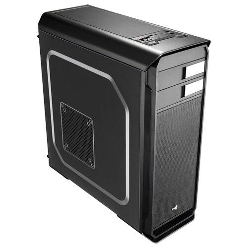 Компьютерный корпус AeroCool Aero-500 Black Edition корпус системного блока aerocool v2x black edition 600w black 4713105954517