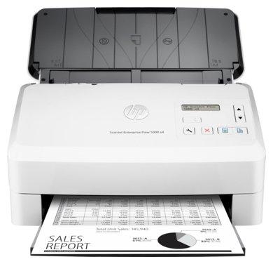 HP Сканер HP ScanJet Enterprise Flow 5000 s4
