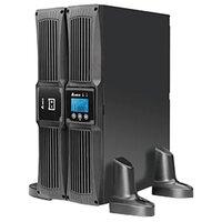 ИБП Delta Amplon RT 3000ВА онлайн универсальный АКБ: с 6 акб по 12v 9ah 440х610х89 (ШхГхВ) 200V 2U однофазный Ethernet (UPS302R2RT0B035)