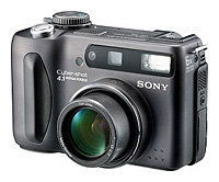 Фотоаппарат Sony Cyber-shot DSC-S85