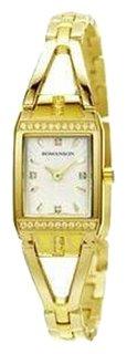 Наручные часы ROMANSON RM2651QLG(WH)