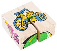Кубики-пазлы Томик Игрушки 3333-3