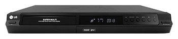 DVD/HDD-плеер LG HDRK-798