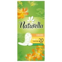 Naturella прокладки ежедневные Calendula Tenderness Normal daily