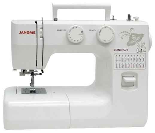 Janome Швейная машина Janome Juno 523
