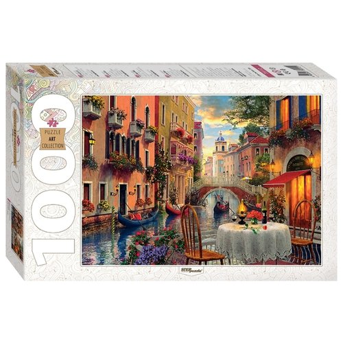 Пазл Step puzzle Art Collection Доминик Дэвисон Венеция (79112), 1000 дет.Пазлы<br>