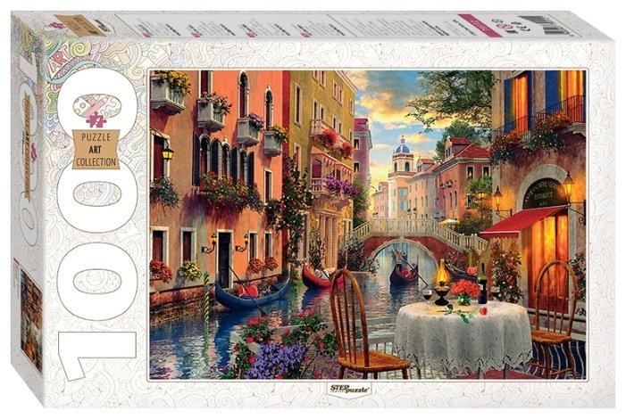 Пазл Step puzzle Art Collection Доминик Дэвисон Венеция (79112) , элементов: 1000 шт.