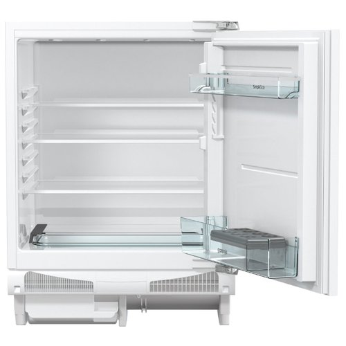 Встраиваемый холодильник Gorenje RIU 6091 AW встраиваемый холодильник electrolux ern 92201 aw белый