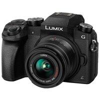Фотоаппарат Panasonic Lumix DMC-G7 Kit 14-42 mm f/3.5-5.6 Черный