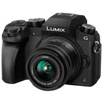 Фотоаппарат со сменной оптикой Panasonic Lumix DMC-G7 Kit