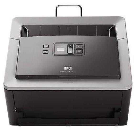 Сканер HP ScanJet 7800