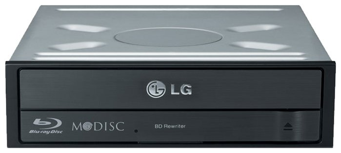 LG Оптический привод LG BH16NS40 Black