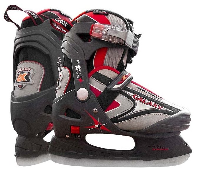 Мужские коньки СК (Спортивная коллекция) Galaxy Boy (подростковые)