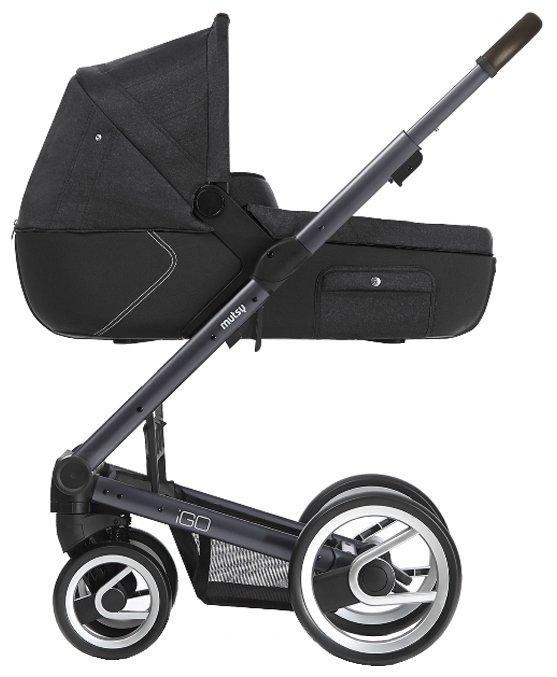 Универсальная коляска Mutsy IGO Reflect (2 в 1)