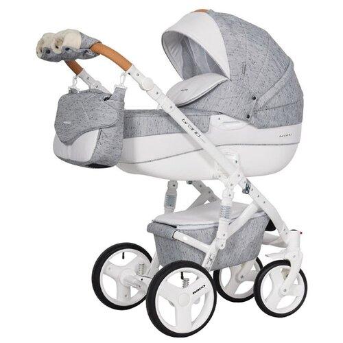 Купить Универсальная коляска Riko Brano Luxe (2 в 1) 05 grey fox, Коляски