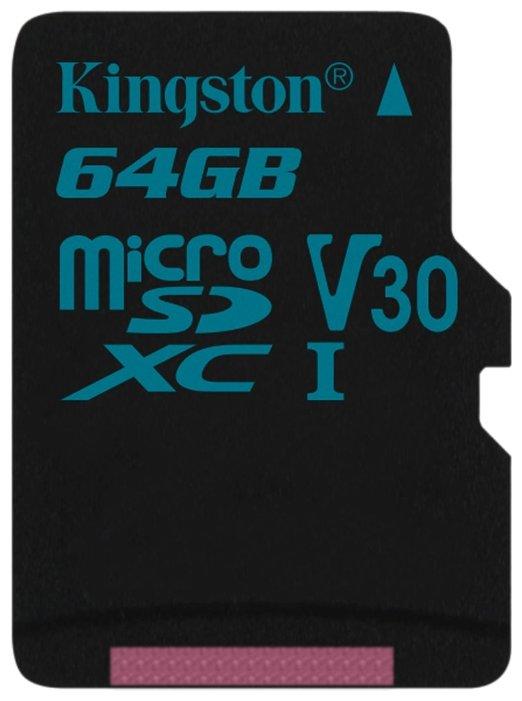 Карта памяти Kingston SDCG2/64GB