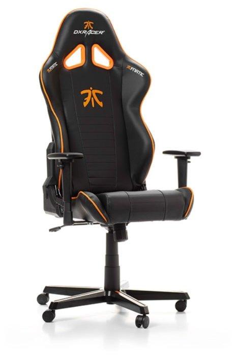 Компьютерное кресло DXRacer Special Edition OH/RZ58/N Fnatic