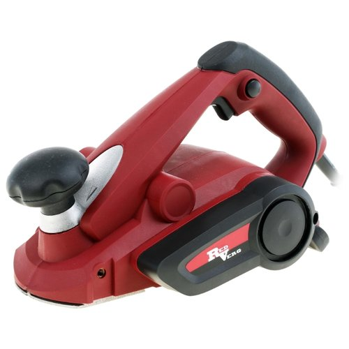 Электрорубанок RedVerg RD-P71-82 красный/черный