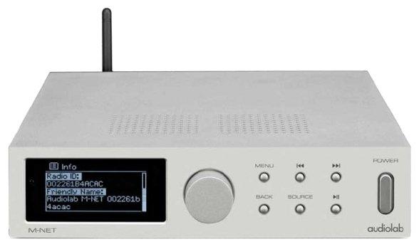 Audiolab Сетевой аудиоплеер Audiolab M-Net