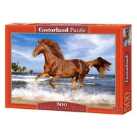 Пазл Castorland Horse on the Beach (В-51175) , элементов: 500 шт.