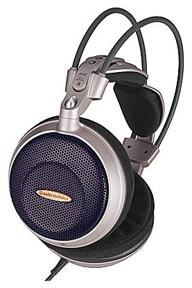 Наушники Audio-Technica ATH-AD700