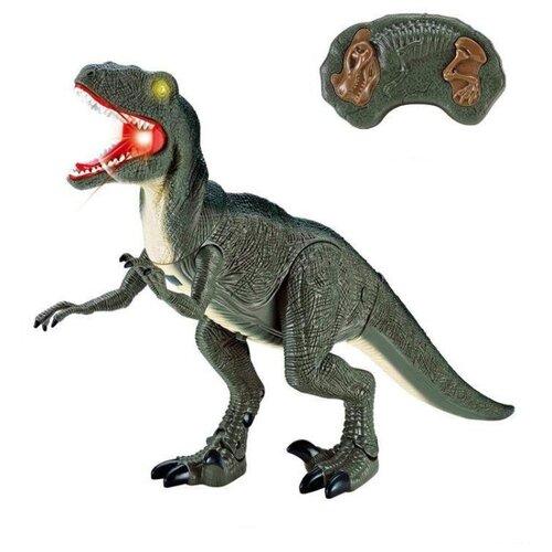 Купить Робот Shantou Gepai Dinosaur RS6124A зеленый, Роботы и трансформеры