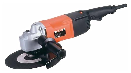 УШМ AGP AG9, 2500 Вт, 230 мм