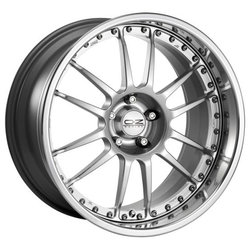 Колесные диски OZ Racing Superleggera III 9.5x18/5x120 D79 ET21 Silver