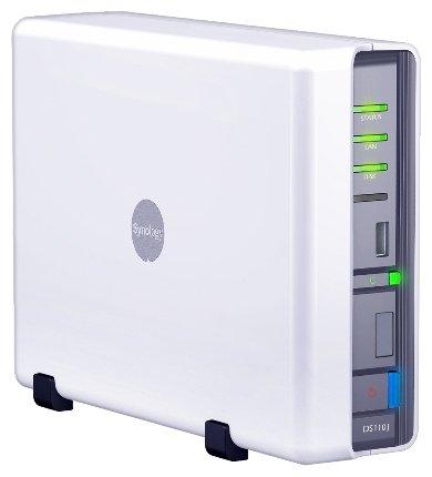 Сетевой накопитель (NAS) Synology DS110j