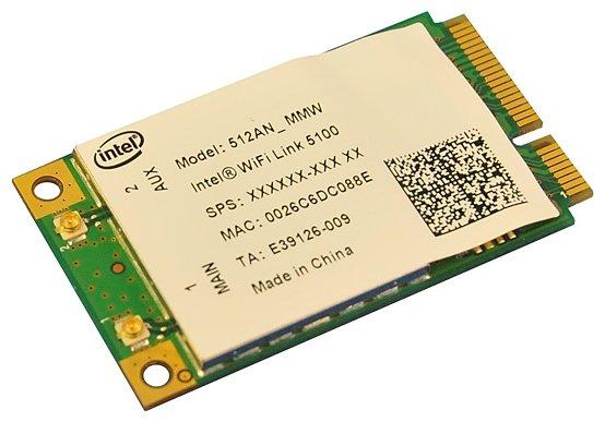 Wi-Fi адаптер Intel WiFi Link 5100