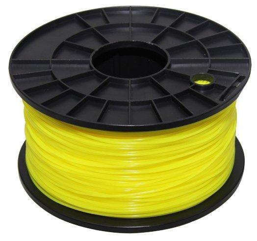 PLA пруток Smart 1.75 мм желтый