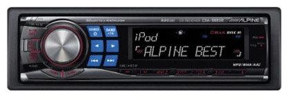 Автомагнитола Alpine CDE-9883R
